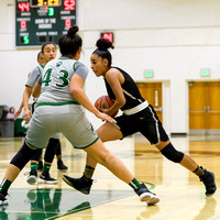 LA Trade Tech at East Los Angeles College Women's Basketball 1/26/18