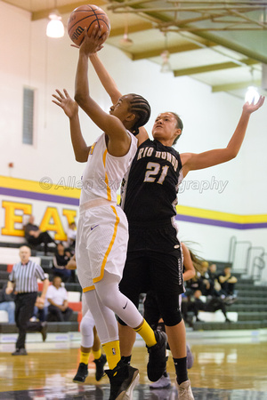 Rio Hondo at LA Trade Tech Women's Basketball 2/2/18
