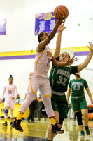 East Los Angeles College at LA Trade Tech Women's Basketball 2/14/18