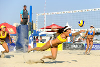 2015 FIVB Long Beach Grand Slam / ASICS World Series of Beach Volleyball (Day 1 Pool Play)
