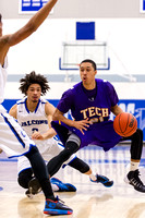 LA Trade Tech at Cerritos College Men's Basketball 1/24/14