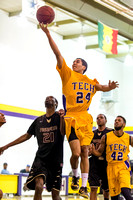Pasadena City College at Los Angeles Trade-Tech College Men's Basketball 2/19/14