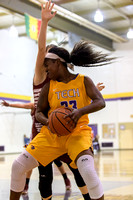 Victor Valley College at LA Trade Tech Women's Basketball 1/7/17
